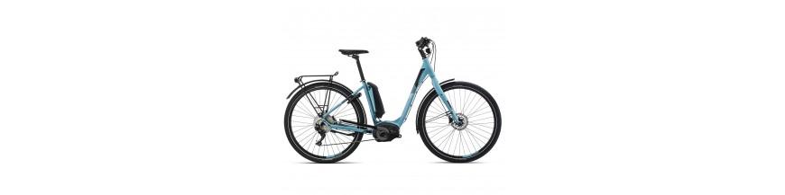 ▷ Ofertas en bicicletas eléctricas urbanas ORBEA y CUBE.